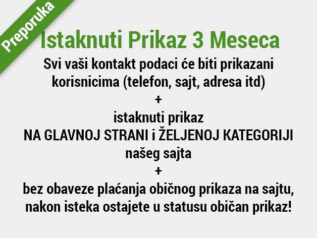 Premium Paket - 24 Meseca