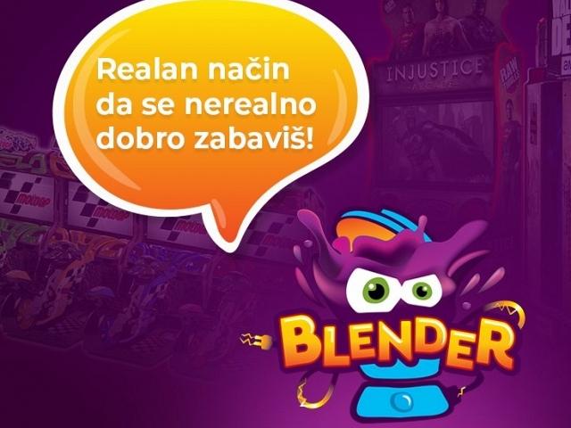 Blender igraonica