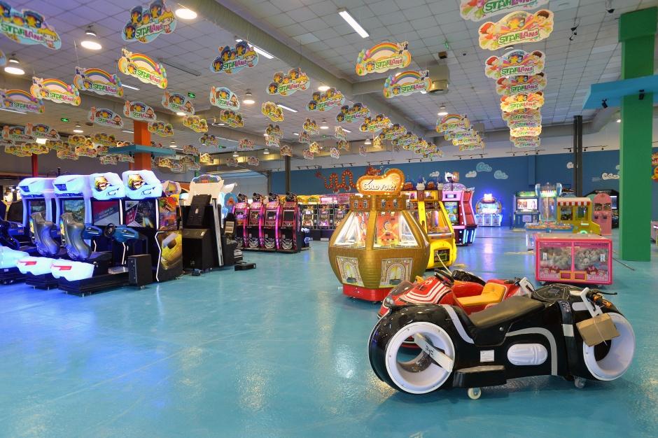 STAR LAND Zabavni park igraonica